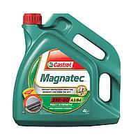 Моторное масло Castrol Magnatec 5w-40 A3/B4 4 литра