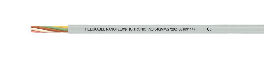 Кабель NANOFLEX® HC*TRONIC
