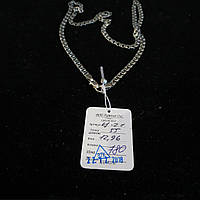 Серебряная цепочка толстое плетение