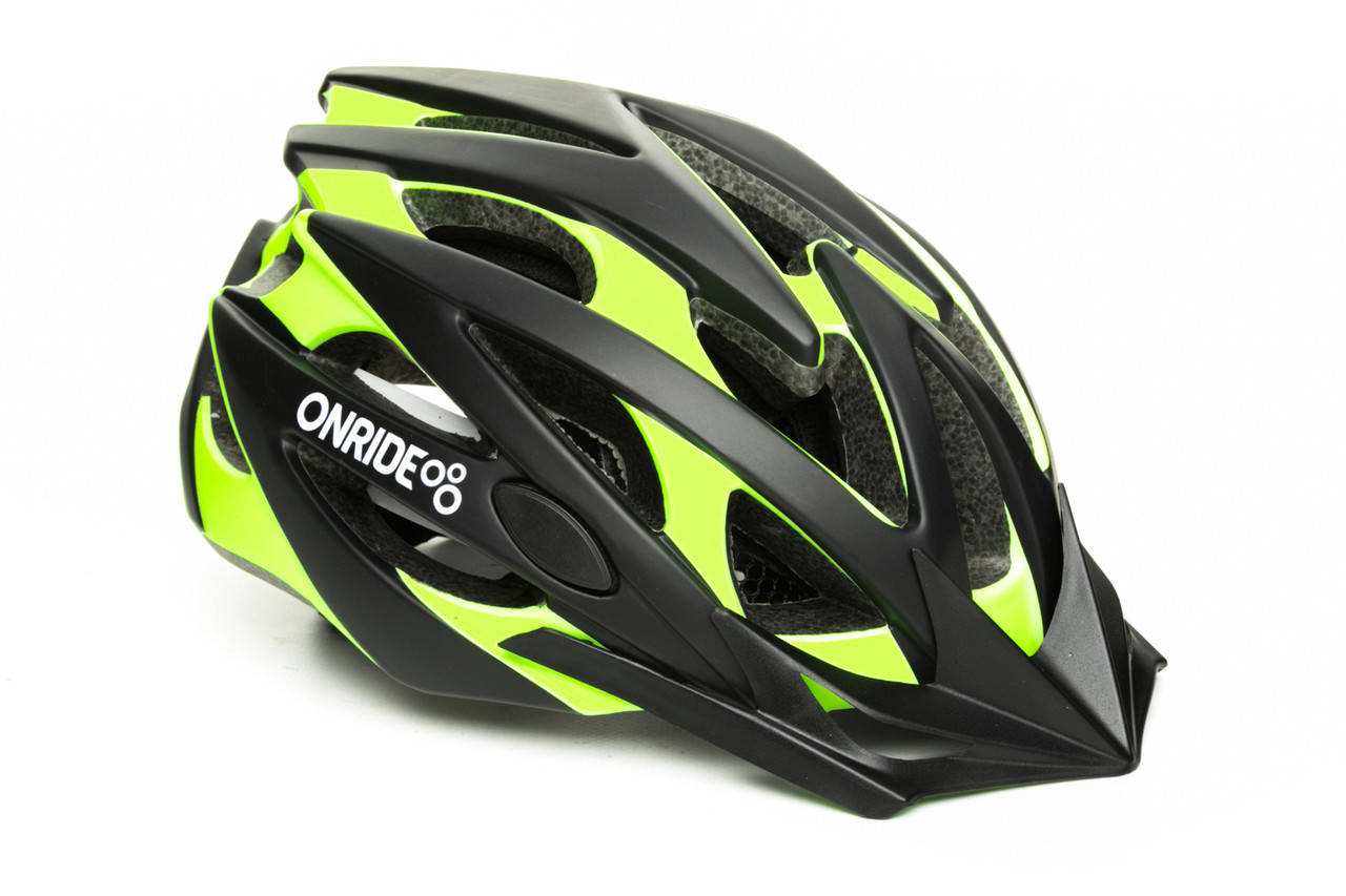 Шолом ONRIDE CROSS M black-green, фото 2