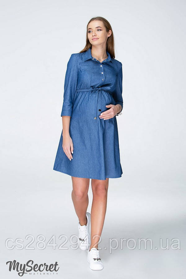 Сукня для вагітних та годуючих (платье для беремених и кормящих) LEXIE  DR-19.051 7989ca6a85c81