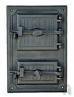 Дверцы чугунные Halmat Н3601 (480x330), фото 1