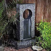 Комнатный фонтан из гранита, фото 2