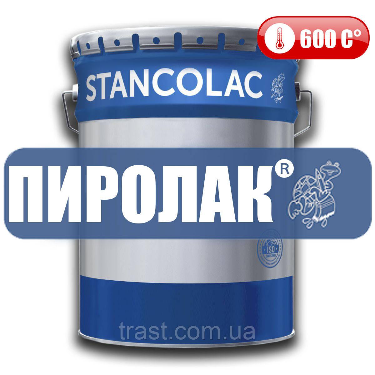 ПИРОЛАК ® Термостойкая краска 600°С