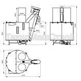 Шнековый транспортер ШТЗ-1500, фото 4
