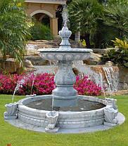 Красивые фонтаны из гранита, фото 3