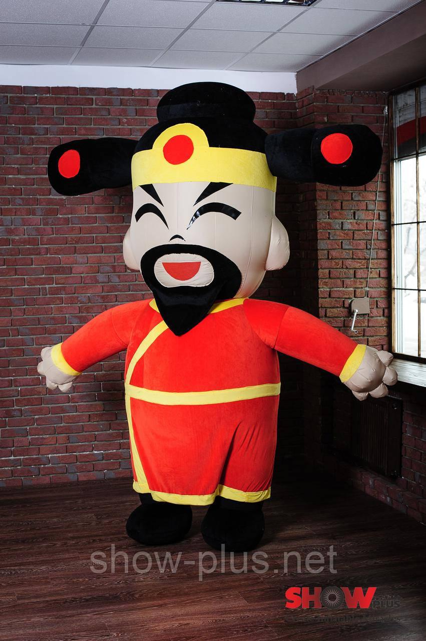 Надувной костюм ( Пневмокостюм , Пневморобот ) Китаец
