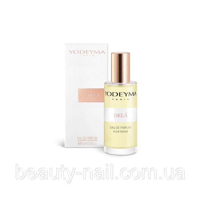 DELÁ жіночі парфуми Yodeyma 15 мл
