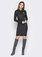 8aa0b19d6b9 Платье с воротником хомутом в Украине. Сравнить цены
