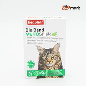 Bio Band — ошейник от насекомых для кошек 35 см