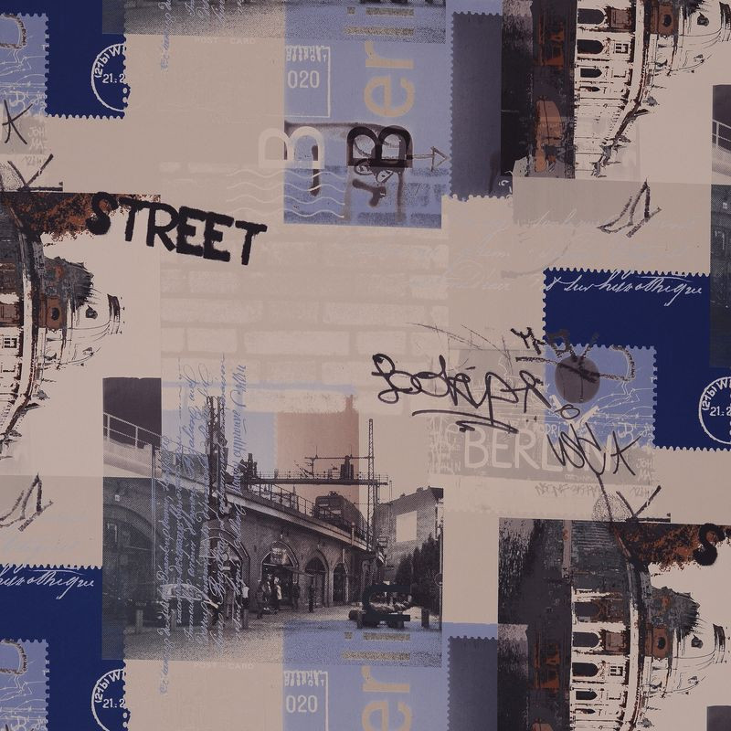 Ткань для штор Berlin