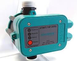 """Контроллер давления электронный SHIMGE PS-01 1,1кВт Ø1"""""""