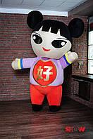 Надувной костюм ( Пневмокостюм, Пневморобот ) Китаянка, фото 1