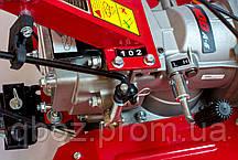 Мотоблок WEIMA (вейма) WM1100A6, 4+2 скорости,дизель 6л.с.,ручной стартер, 4,00-10, фото 2