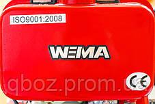 Мотоблок WEIMA (вейма) WM1100A, дизель 6л.с.,ручной стартер, 4,00-10, фото 3
