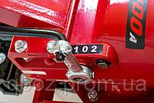 Мотоблок WEIMA (вейма) WM1100A, дизель 6л.с.,ручной стартер, 4,00-10, фото 2