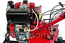 Мотоблок WEIMA (вейма) WM1100BE, дизель 9л.с.,аккумул, стартер, генератор 4,00-10, фото 3