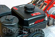 Мотоблок WEIMA (вейма) WM1050 NEW новый двигатель, 6-гранный вал, фото 2