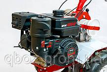 Мотоблок WEIMA (вейма) WM1050 NEW новый двигатель, 6-гранный вал, фото 3
