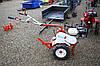 Мотоблок WEIMA (вейма) WM1050 NEW новый двигатель, 6-гранный вал, фото 4