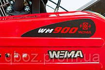 Мотоблок WEIMA  (вейма) WM900m NEW новый двигатель, 7,0л.с,чуг.редукт,2+1скор, 4,00-8, фото 2