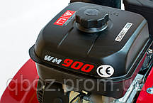 Мотоблок WEIMA  (вейма) WM900m NEW новый двигатель, 7,0л.с,чуг.редукт,2+1скор, 4,00-8, фото 3