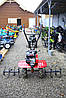 Мотоблок WEIMA  (вейма) WM900m NEW новый двигатель, 7,0л.с,чуг.редукт,2+1скор, 4,00-8, фото 5