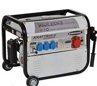 Генератор бензиновий KRAFT DELE KW 6500E