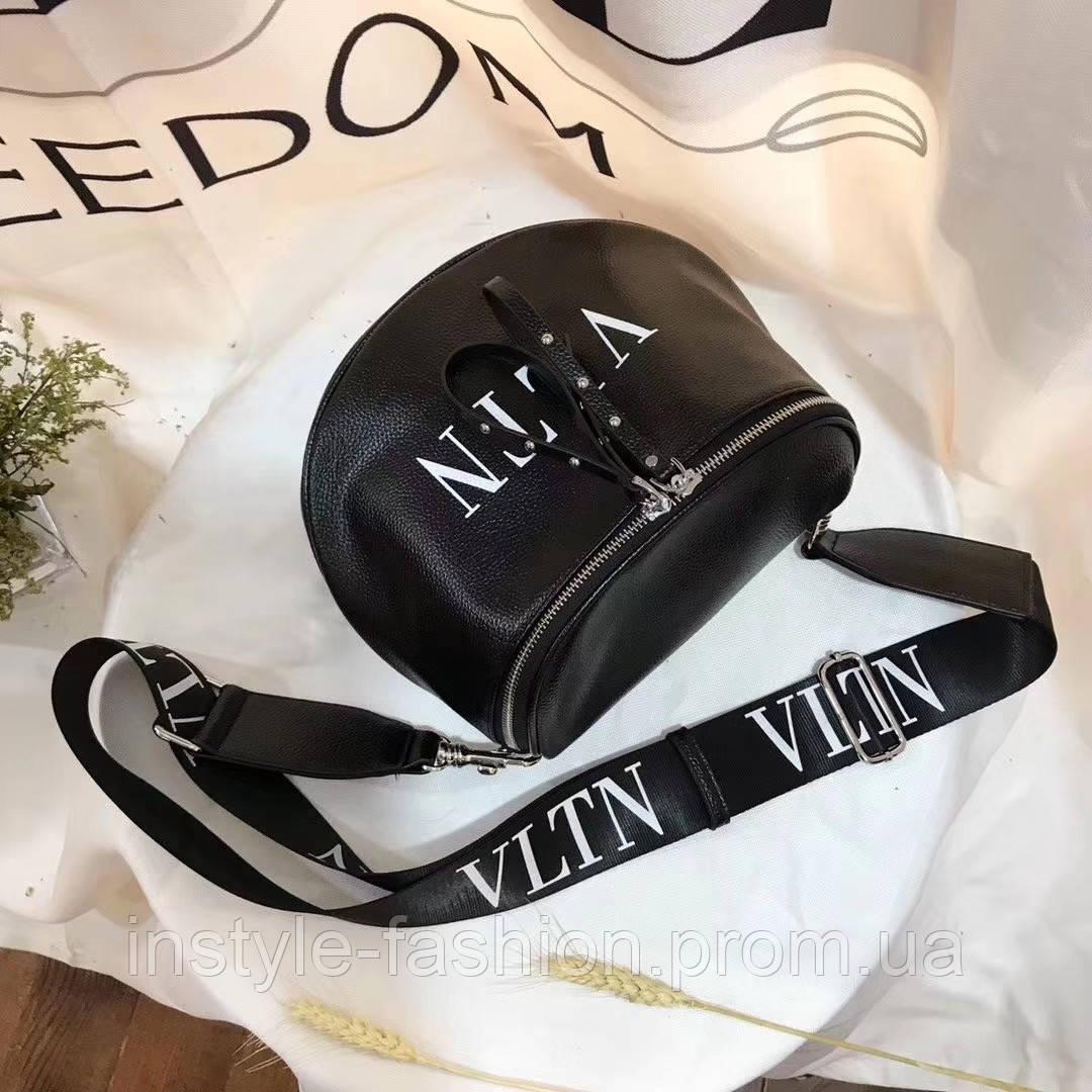 Женская модная сумка копия Валентино Valentino качественный кож заменитель дорогой Китай