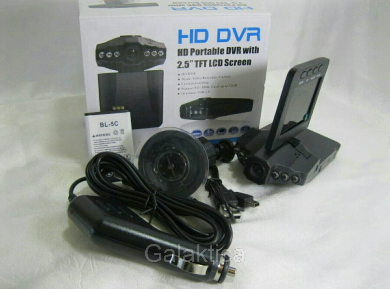 Видеорегистратор DVR 198