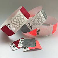 Контрольные браслеты - лучший способ контроля посетителей