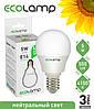 LED лампа 5 Вт, E14 холодный свет