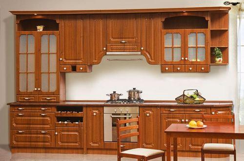 Кухня Валенсия орех фото из каталога