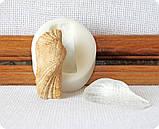 Силиконовый молд на копию натуральной ракушки, фото 3