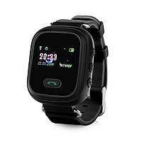 Детские часы с GPS Smart Baby Watch Q80 (Q60s) Black
