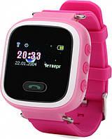 Детские часы с GPS Smart Baby Watch Q80 (Q60s) Pink