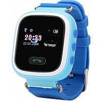 Детские часы с GPS Smart Baby Watch Q80 (Q60s) Blue