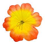 Пресс цветок Мальва 13 см, фото 8