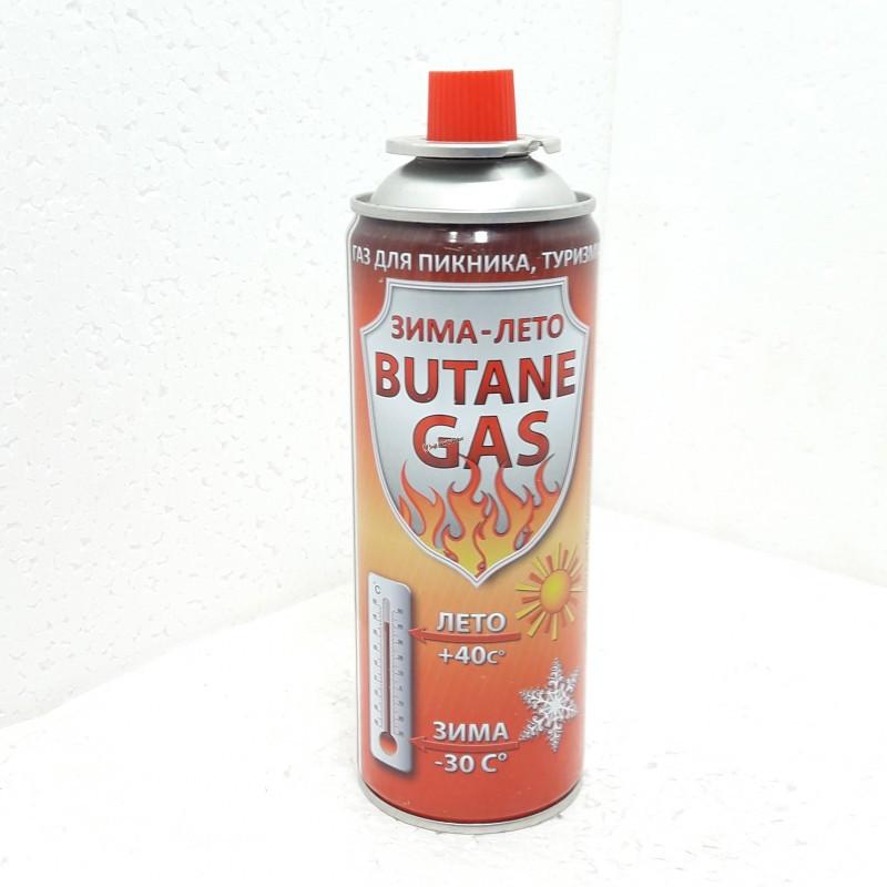 Газовый баллон 220г зима-лето не для печей