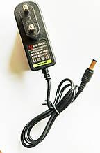 Импульсный адаптер питания 12В 1А (12Вт). Блок питания LX-012103