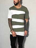 Стильная мужская футболка. ТОП КАЧЕСТВО!!!, фото 1