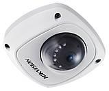2 Мп Ultra-Low Light Turbo HD видеокамера Hikvision DS-2CE56D8T-IRS (2.8 мм), фото 2