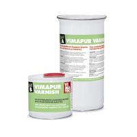 Двухкомпонентный полиуретановый лак с растворителем VIMAPUR VARNISH, 10 кг