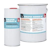 Двухкомпонентный полиуретановый лак, растворимый водой, VIMAPUR VARNISH-W, 5 кг