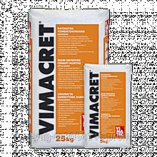 Готовая полимерцементная ремонтная смесь VIMACRET, мешок 25 кг