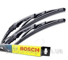 Щетка стеклоочистит. 500/500 TWIN 500 (пр-во Bosch)
