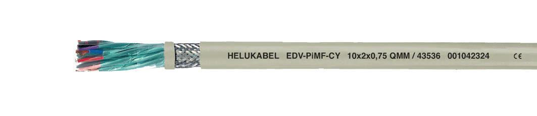 Кабель EDV-PiMF-CY