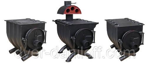 Печь тип 01 «Булерьян» с варочной плитой. От производителя, фото 3