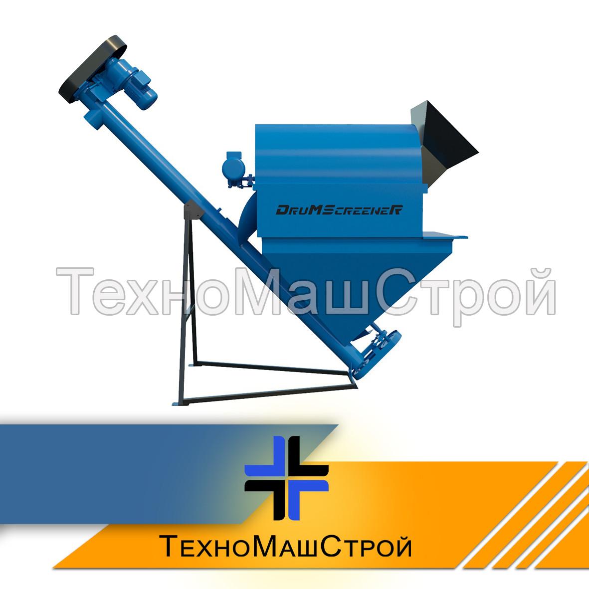 Шнековый транспортер КСШ-400