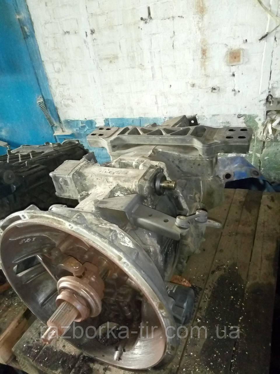 КПП Scania GRS 895